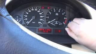 getlinkyoutube.com-Bmw business radio how to set clock