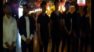 एडोनिस मिस्टर हांक ऑडिशन में मॉडलों ने बिखेरे जलवे