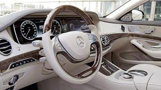 getlinkyoutube.com-2016 Mercedes-Maybach S-Class INTERIOR