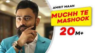 getlinkyoutube.com-Muchh Te Mashook (Full Song) - Amrit Maan | JSL | Latest Punjabi Songs 2015 | Speed Records