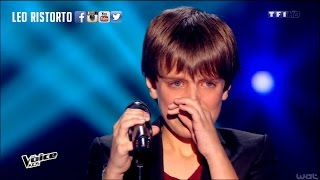 getlinkyoutube.com-AMAZING YOUNG BOY singing - I will always love you @ THE VOICE KIDS