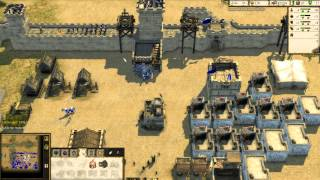 getlinkyoutube.com-Stronghold Crusader 2 - Лагучий мультиплеер с MrPotolot