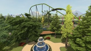 getlinkyoutube.com-Rollercoaster Tycoon World Beta