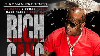 Birdman - Tapout (ft. Lil Wayne, Future, Mack Maine & Nicki Minaj)