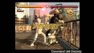 Tekken 5 (PS2) Secret Characters *NEW VERSION*