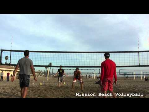 2010 Huntington Beach Pro Am Casey Patterson And Matt McKinney Defeat ?? Part 1