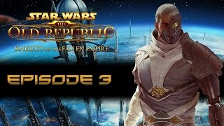 getlinkyoutube.com-SWTOR: Knights of the Fallen Empire (Mostly Dark Side) - Episode 3 - Rescue
