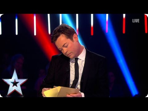 Judge's predictions are in, who got it right? | Grand Final Results | Britain's Got More Talent 2016