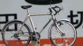 Making of GOTENGO 自転車ペーパークラフトの世界