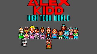 getlinkyoutube.com-Master System Longplay [048] Alex Kidd: High-Tech World