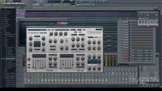 getlinkyoutube.com-FL Studio   Studio Session   Base Of Pad Pluck Bass Piano   Progressive Trance   Tutorial