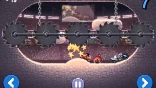 getlinkyoutube.com-Drive Ahead! Replay: Навороченный байк vs. .