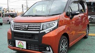 getlinkyoutube.com-ダイハツムーヴ 660 カスタムX ハイパーSAⅡナカジマ自動車 越谷店