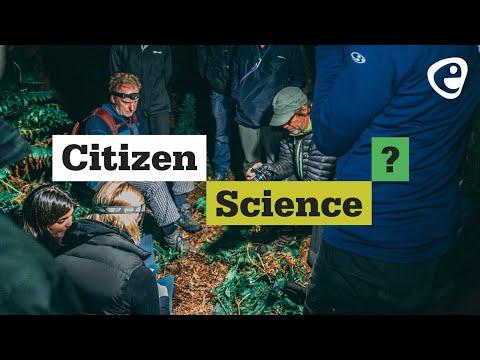 何謂網路公民科學Citizen Science?