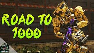getlinkyoutube.com-Black Ops 3 Livestream - DARK MATTER & HERO GEAR COMPLETE!   Road To Level 1000!