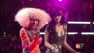 Katy Perry & Nicki Minaj-Girls Just Wanna Have Fun.[HD]