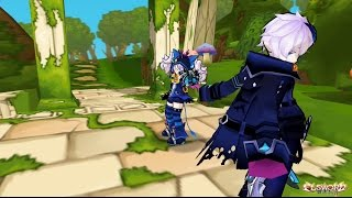 getlinkyoutube.com-[Elsword] Dreadlord and Noblesse All pose
