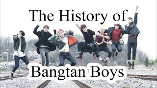 getlinkyoutube.com-The History of Bangtan Boys 1/2