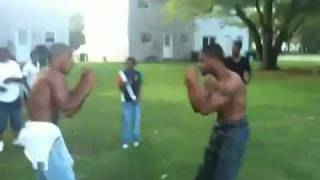getlinkyoutube.com-Street Fight  Hood 1.0