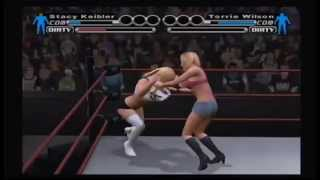 getlinkyoutube.com-WWE SvR Bra & Panties Match Torrie Wilson vs Stacy Kiebler