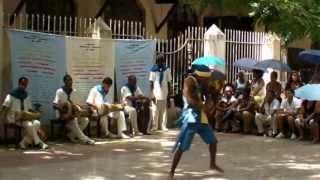 getlinkyoutube.com-El Palenque, Havana; Orishas; Yemaya, Ochosi, Oshun and Chango, Conjunto Folklorico Nacional de cuba