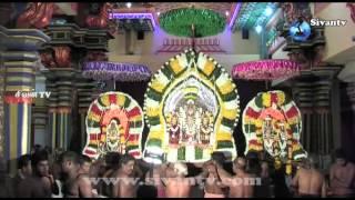 இணுவில் கந்தசுவாமி கோவில் 17ம் நாள் இரவுத்திருவிழா