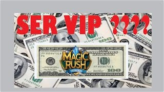 getlinkyoutube.com-MAGIC RUSH : VIP O NO VIP   !!! VIP 1 HASTA EL VIP 15 CUANTO DINERO TIENES QUE RECARGAR !