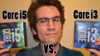 getlinkyoutube.com-Intel i5 6400 vs. i3 6100