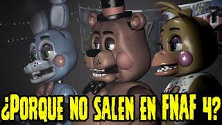 getlinkyoutube.com-¿Porque Los Animatronicos Toys No Salen En Five Nights At Freddy's 4? | FNAF 4