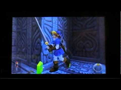 The Legend of Zelda Ocarina of Time 3D Master Quest Walkthrough part 15