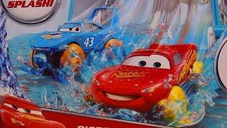Disney Pixar Cars Collossus XXL Dump Truck & Piston Cup Lightning McQueen And Disney Planes Ryker