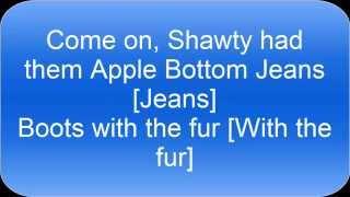 getlinkyoutube.com-apple bottom jeans lyrics hd
