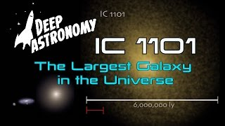 getlinkyoutube.com-The Largest Galaxy in the Universe: IC 1101