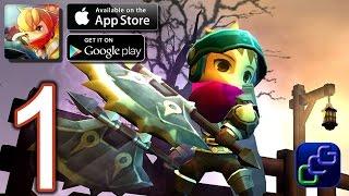 getlinkyoutube.com-Arcane Dragon Android iOS Walkthrough   Gameplay Part 1   Tutorial