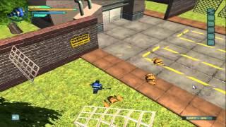 Mech Defender - Unity 3D Game