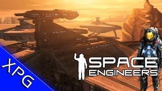 getlinkyoutube.com-Space Engineers -Acclamator assault ship vs Droid Battlegroup (Community Spotlight)