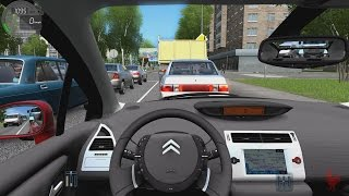 getlinkyoutube.com-City Car Driving - Citroën C4 VTR
