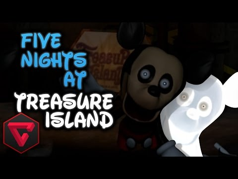 Five nights at treasure island mickey el animatr 211 nico five nights at