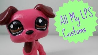 getlinkyoutube.com-All My LPS Customs