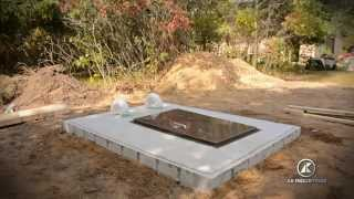 getlinkyoutube.com-AK INDUSTRIES ULTIMATE STORM SHELTER INSTALLATION INSTRUCTION VIDEO