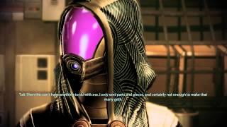 getlinkyoutube.com-Mass Effect 2 29 - Tali's 'trial', bringing Legion for lolz