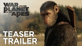 getlinkyoutube.com-War for the Planet of the Apes | Official Trailer [HD] | 20th Century FOX