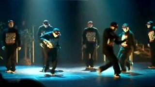 getlinkyoutube.com-Jabbawockeez at the Monsters of Hip Hop Show 2008 LA