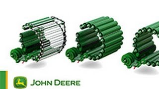 John Deere Fixed Chamber Balers - Animation