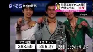 getlinkyoutube.com-羽生結弦~19歳若き日本王者金メダルへ~