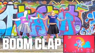 """Just Dance """"BOOM CLAP"""" Charli XCX"""" 