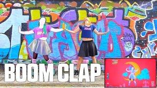 "getlinkyoutube.com-Just Dance ""BOOM CLAP"" Charli XCX"" | 5 stars ★ Gameplay by DINA"