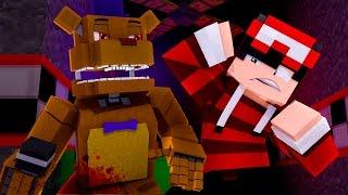 getlinkyoutube.com-Minecraft - FIVE NIGHTS AT FREDDY'S: SISTER LOCATION #06 ‹ LUGAR SECRETO!!! ›