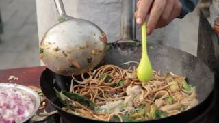 getlinkyoutube.com-Shanghai Street Noodles