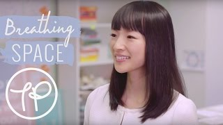 How to tidy with Marie Kondo